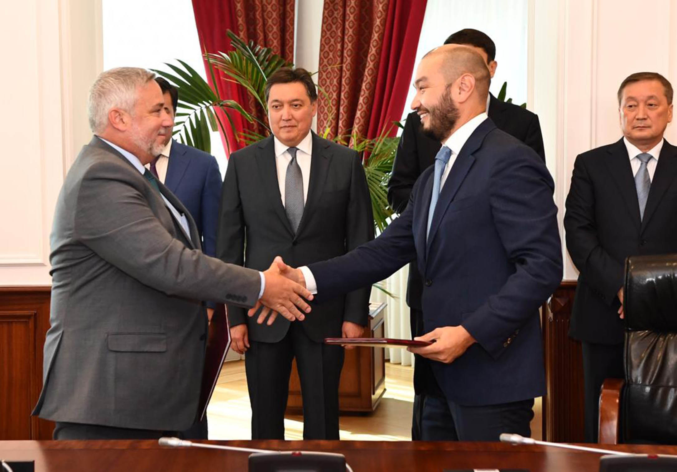 В Казахстане будет создано совместное предприятие по производству ирригационныхустановок