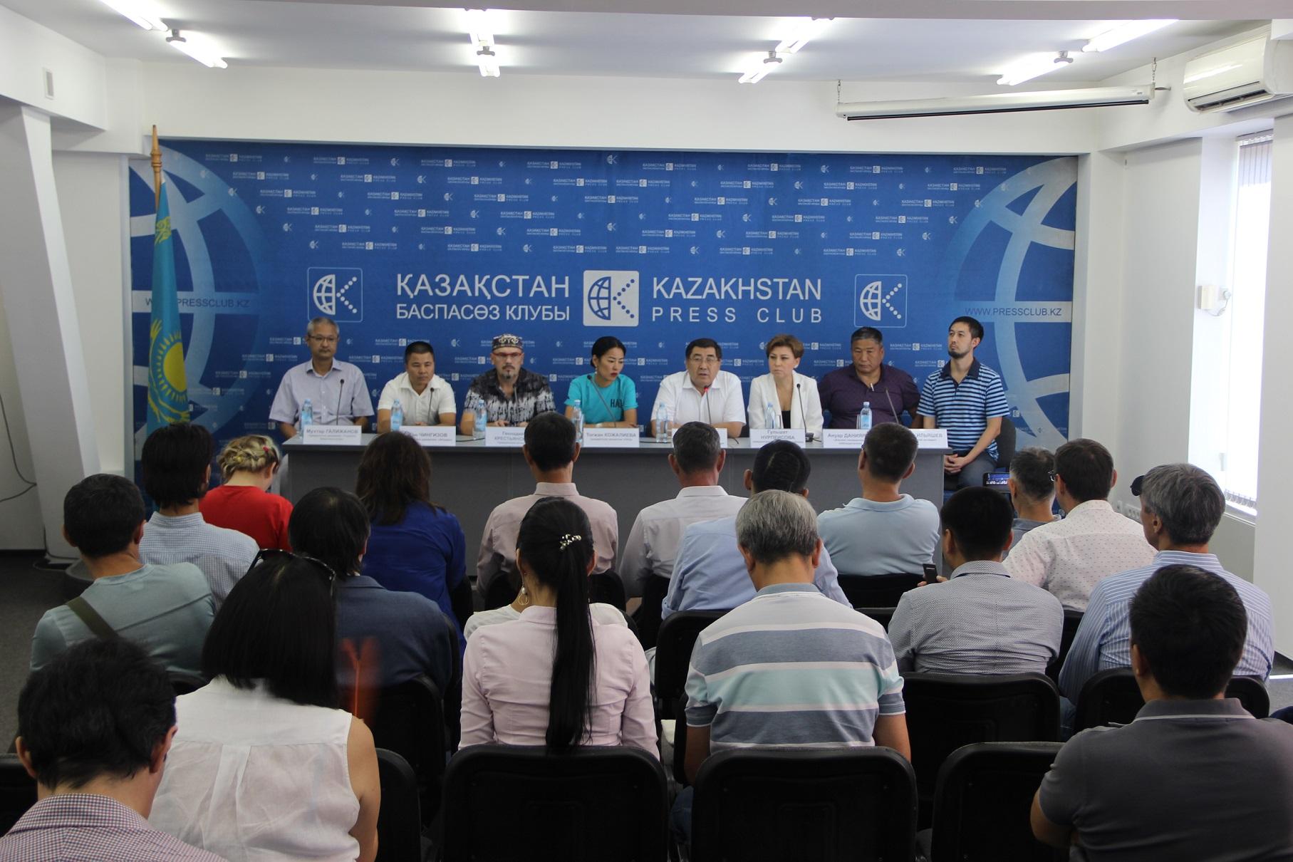 Коалиция гражданских инициатив создана в Казахстане