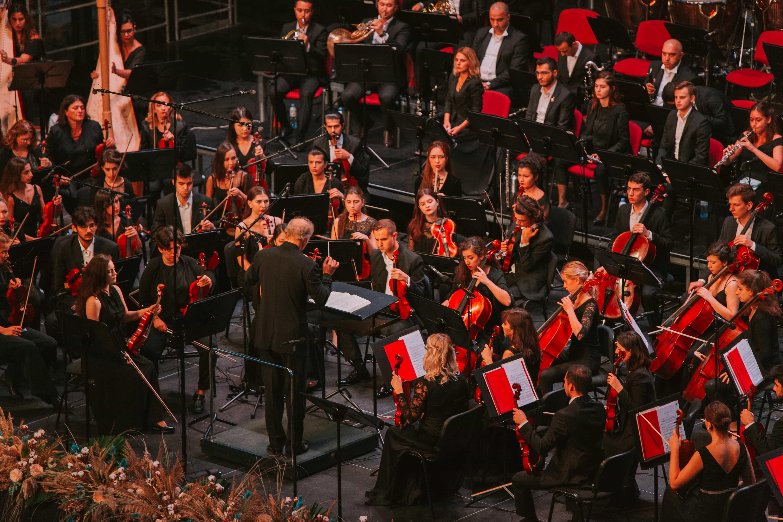 Казахстанские музыканты приняли участие в Фестивале классической музыки в Цинандали