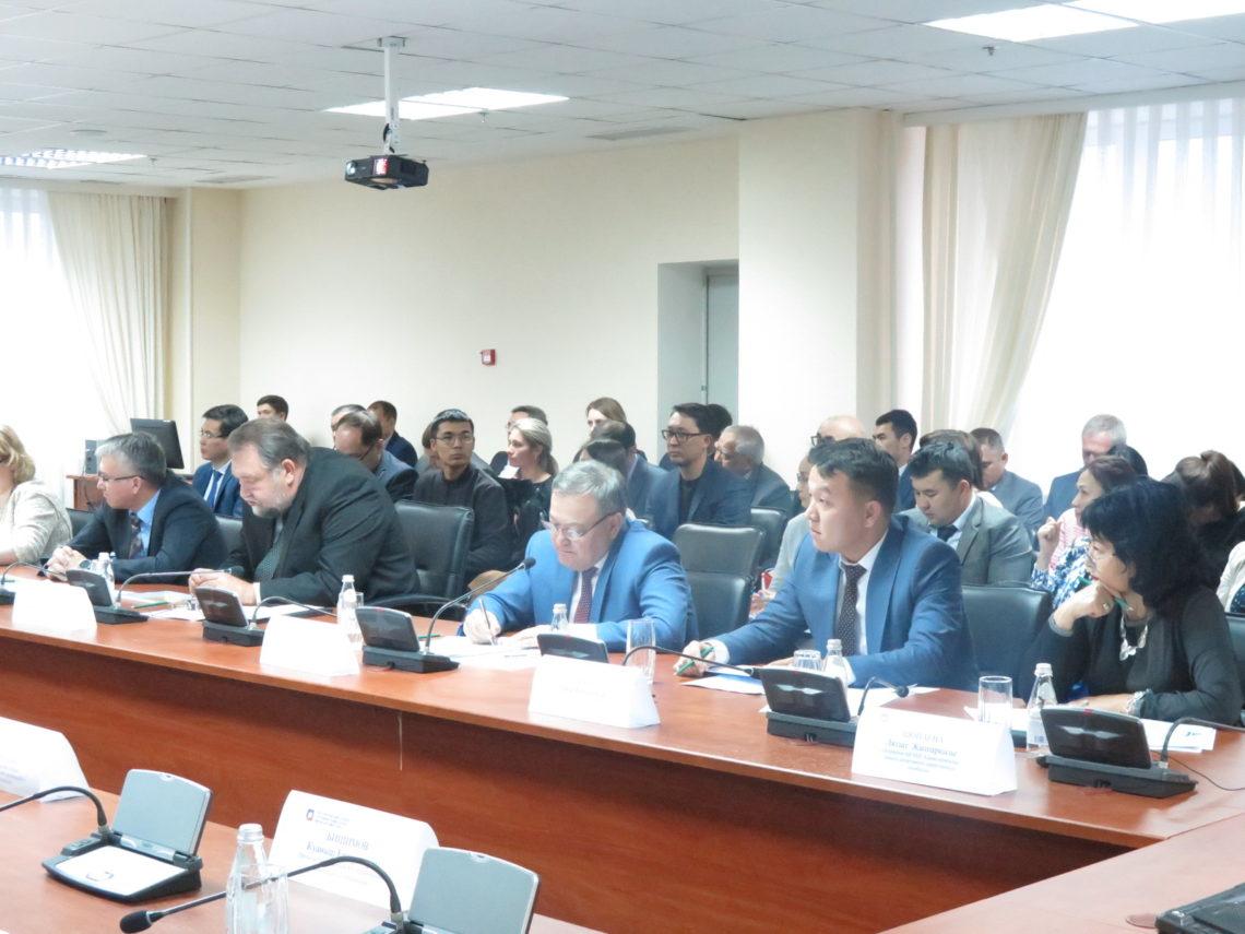 Ускорить процесс утверждения профстандартов предложили в Нур-Султане