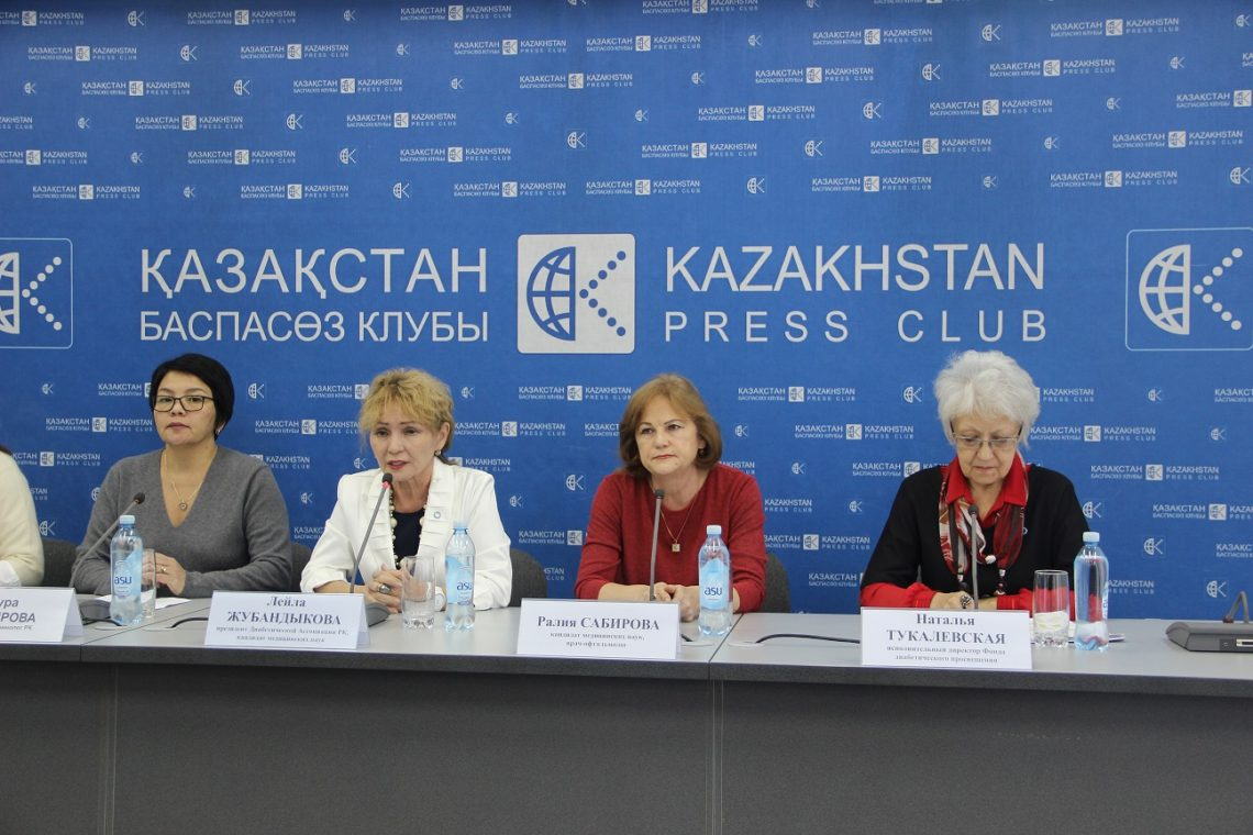 О проблемах диабетической ретинопатии говорили в Алматы