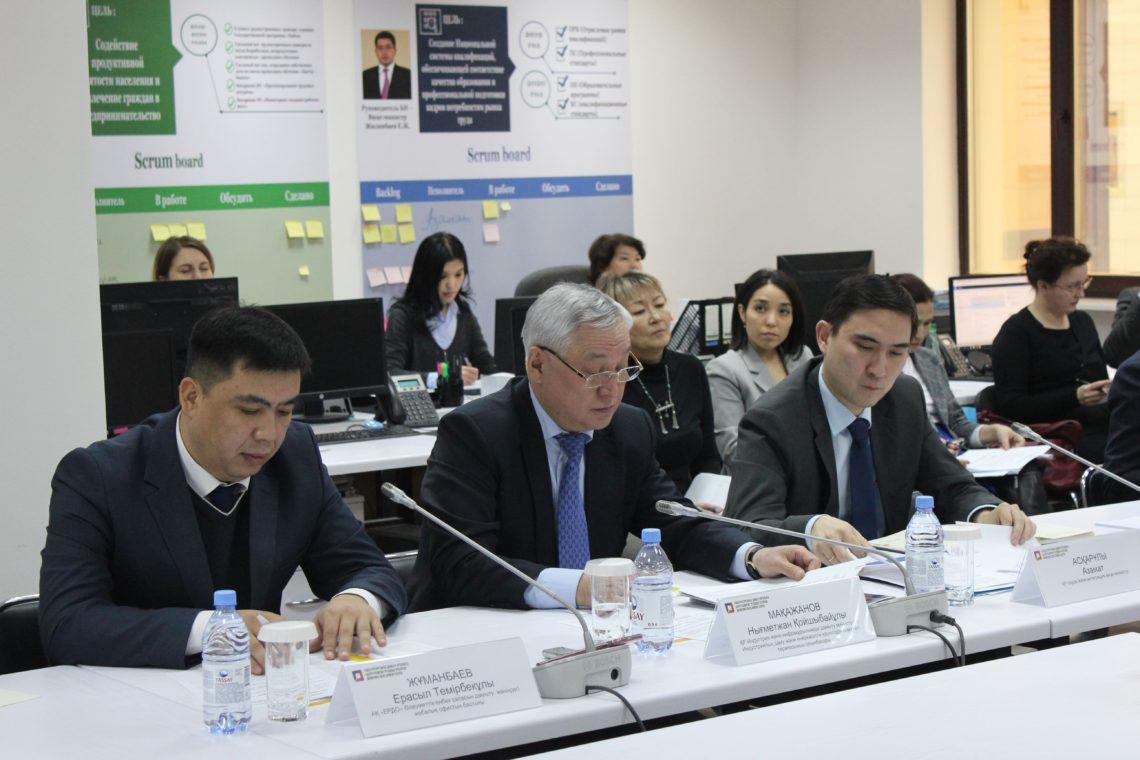 Новый импульс в развитии туристского сервиса вКазахстане
