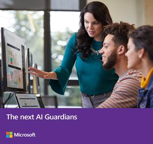 Компания Microsoft запускает очередной международный конкурс  «The next AI Guardians».
