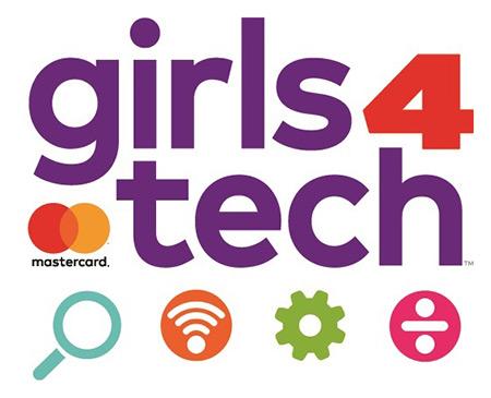 Mastercard открыла возможность дистанционного STEM-обучения для детей, родителей и учителей с помощью онлайн-программы Girls4Tech™