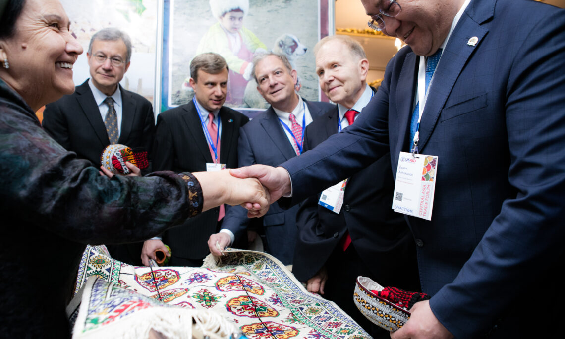 Центральная Азия – развитие и процветание