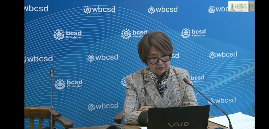 Международная онлайн-сессия«Природный капитал и устойчивые рынки: новый целостный подход к управлению природными ресурсами в Казахстане»