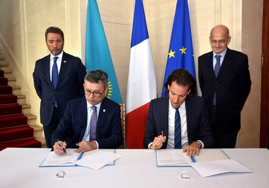 Alstom и Министерство торговли и интеграции определили новые направления сотрудничества Фокусирование на поиске возможностей для расширения локализации и экспорта из Казахстана