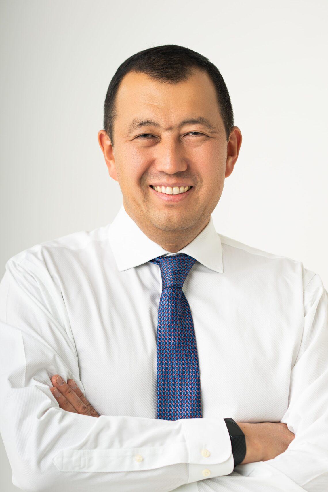 Alstom назначила Каната Алпысбаева Управляющим директором в Западной и Центральной Азии