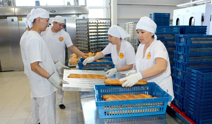 Казахмыс приобрел хлебозавод «УлытауНан»